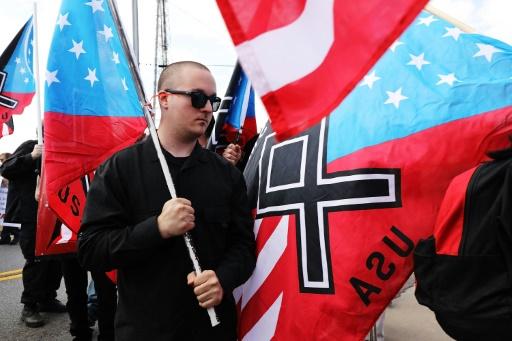 Un an après des violences meurtrières, des néo-nazis attendus devant la Maison Blanche