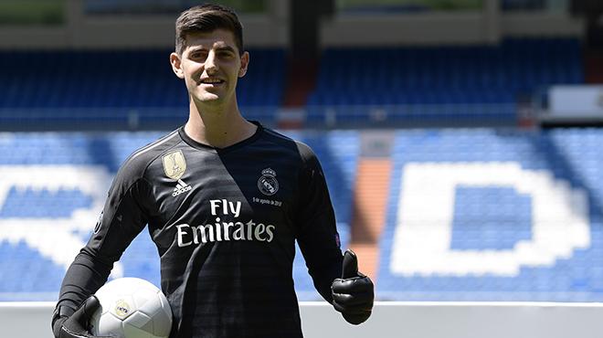 Quel est le nouveau salaire de Thibaut Courtois au Real Madrid ?