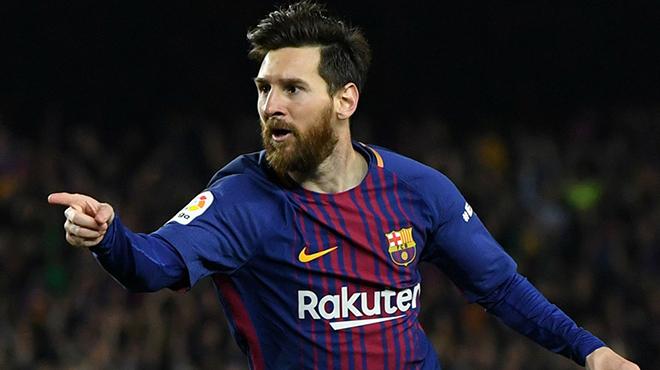 Lionel Messi récupère le brassard de capitaine au FC Barcelone