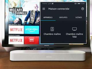 Cette barre de son prétend remplacer votre télécommande en contrôlant votre TV avec la voix- que vaut-elle ?