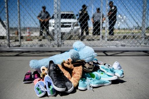 Le Texas enquête sur la mort d'un enfant migrant libéré d'un centre de rétention