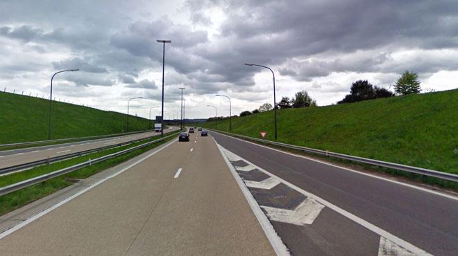 Une collision frontale sur l'E42 à Jalhay fait un mort et deux blessés