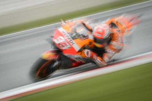 Moto: Marquez mate les Ducati sur leur terrain et prend la pole en Autriche
