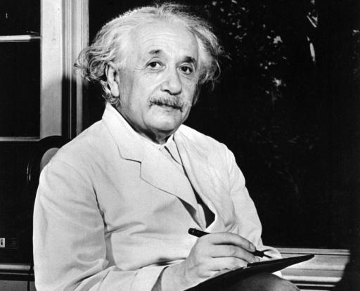 La relativité d'Einstein,