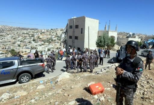 Jordanie: 4 policiers et 3 suspects de terrorisme tués dans un raid lié à une attaque
