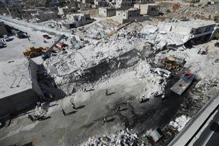 Syrie- 39 civils dont des enfants tués dans l'explosion d'un dépôt d'armes