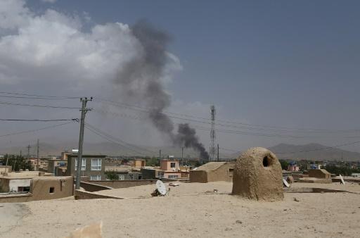 Afghanistan: poursuite des combats à Ghazni