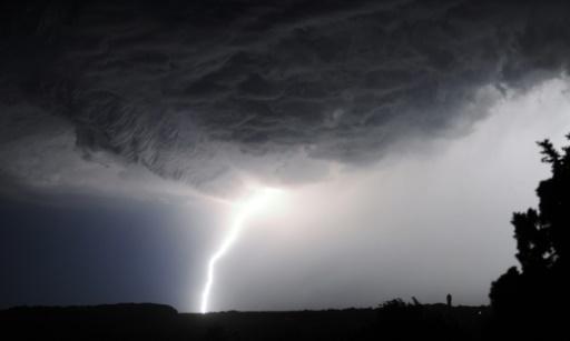 Violents orages dans le Sud, 15 départements en vigilance orange