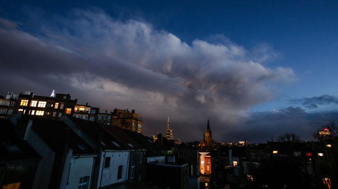 Prévisions météo: les orages sont de retour en ce début de semaine