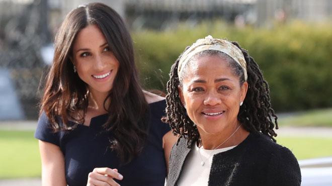 Doria, la maman de Meghan Markle quitte Los Angeles pour s'installer à Londres: un bébé en vue pour le prince Harry et son épouse?