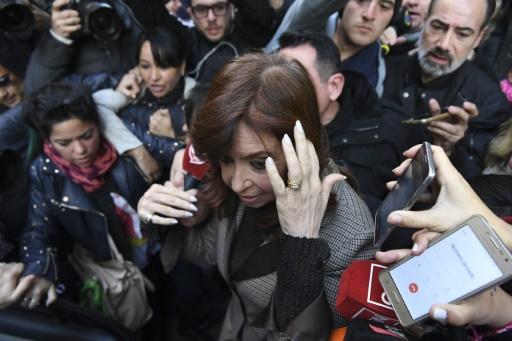 Scandale de corruption en Argentine: Kirchner dénonce une