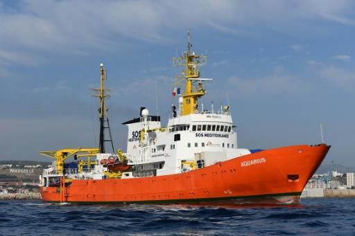 Migrants: le port de Sète prêt à accueillir l'Aquarius si Paris donne son accord, selon Gayssot