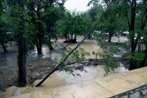 Gard: le corps d'un homme retrouvé non loin de la colonie inondée