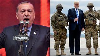Duel USA-Turquie- Erdogan peut-il fermer la principale base de l'Otan en Turquie pour impressionner Trump? 4
