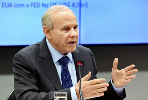 Brésil: un ancien ministre des Finances inculpé pour corruption
