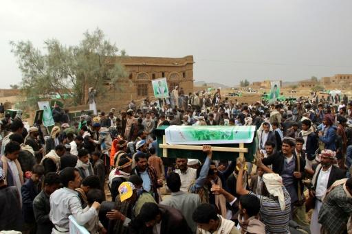Yémen: 51 morts, dont 40 enfants, dans le raid aérien attribué à la coalition