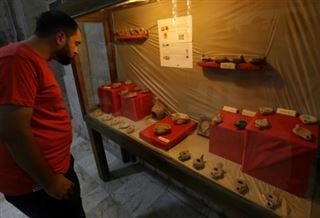 Syrie- le musée d'Idleb rouvre ses portes après cinq années de fermeture