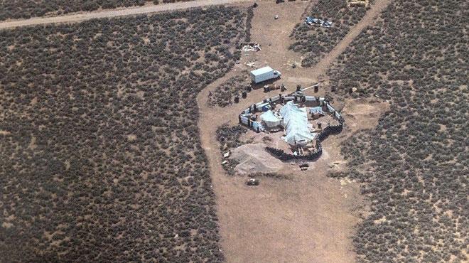 Le garçonnet retrouvé mort au Nouveau-Mexique victime d'un exorcisme