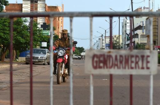 Burkina : six morts dont cinq gendarmes dans une
