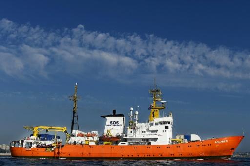 Aquarius: LR et le RN pour que la Tunisie ouvre ses ports