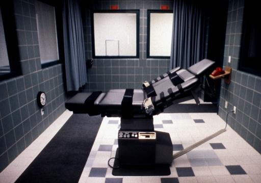 Une première exécution au fentanyl prévue mardi aux Etats-Unis