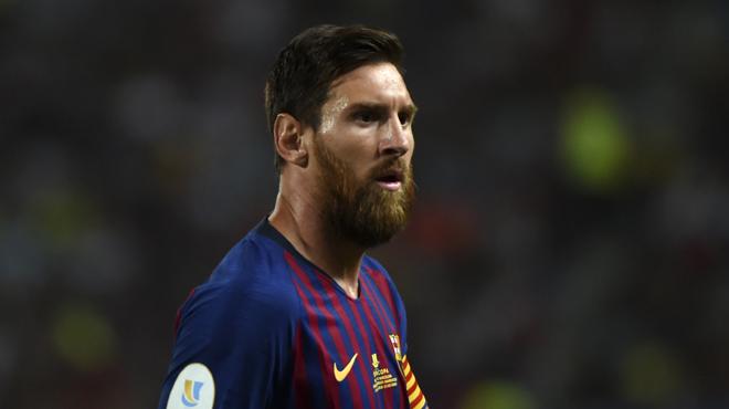Messi vers un break en sélection jusqu'à fin 2018 — Argentine
