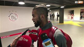 Carcela révèle pourquoi le Standard s'est pris une claque face à l'Ajax- Déjà, les consignes n'ont pas été respectées 6