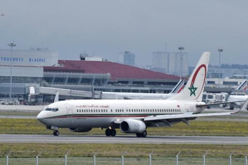 Accord entre la compagnie Royal air Maroc et ses pilotes