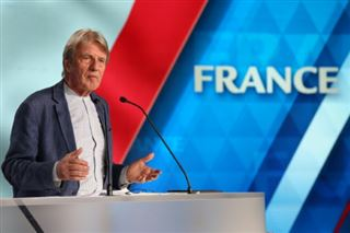 Migrants- Kouchner pour un mécanisme européen de répartition