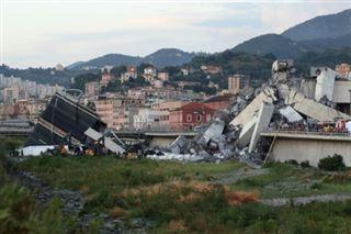 Viaduc effondré à Gênes- trois Français parmi les morts, selon le Quai d'Orsay