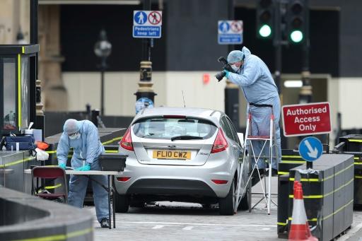Attentat à Londres : le suspect accusé de