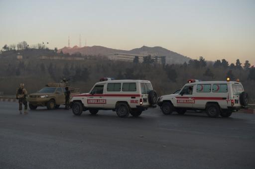Afghanistan: 9 morts dans une explosion dans un quartier chiite de Kaboul
