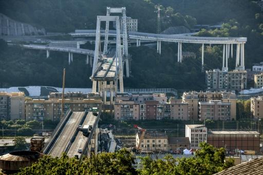 Viaduc effondré à Gênes : un quatrième Français parmi les morts selon le Quai d'Orsay