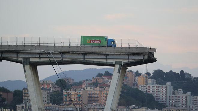 La MIRACULEUSE épopée du camion vert de Gênes
