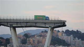 La MIRACULEUSE épopée du camion vert de Gênes 4