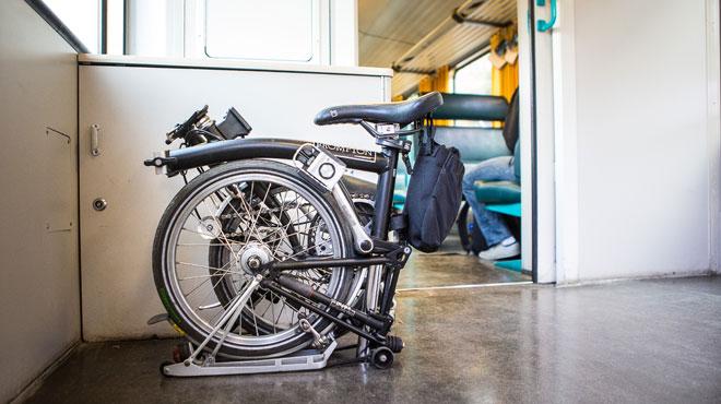 Louvain: un témoin filme une tentative de vol de vélos pliants
