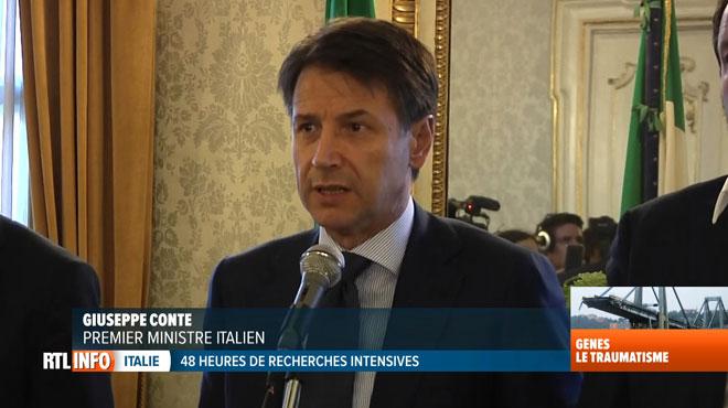 La société privée qui gère le viaduc de Gênes risque gros: voici ce que compte faire le gouvernement italien