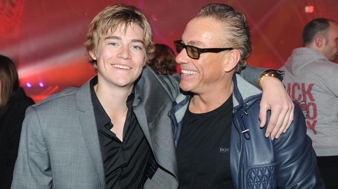 Le fils de Jean-Claude Van Damme accusé d'avoir menacé son colocataire avec un couteau: il plaide coupable