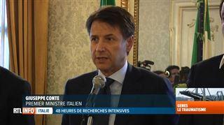 La société privée qui gère le viaduc de Gênes risque gros- voici ce que compte faire le gouvernement italien 4