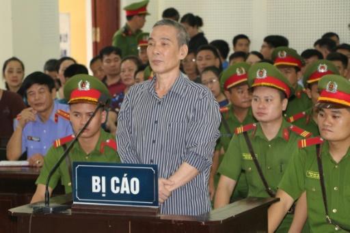 Un Vietnamien condamné à 20 ans de prison pour
