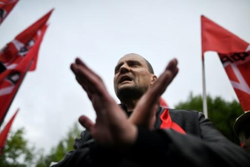 L'opposant russe Oudaltsov, de retour en prison, en grève de la faim