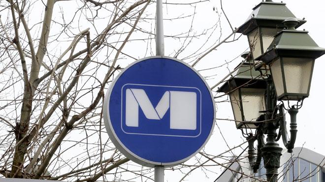 La station Yser fermée pour un risque d'effondrement: les lieux ont été rouverts ce vendredi matin