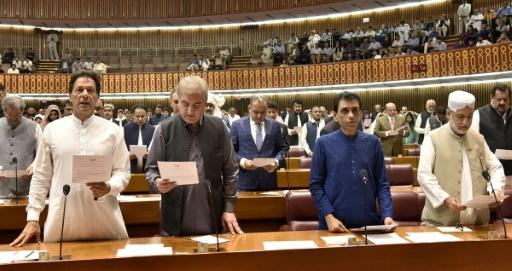 Pakistan: Imran Khan sur le point d'être élu Premier ministre