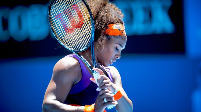 Tennis WTA : Serena Williams hantée par le passé