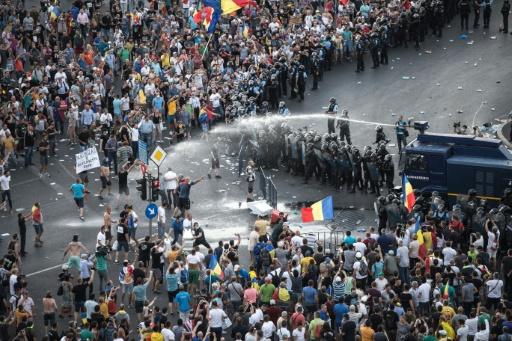 Bucarest dénonce une