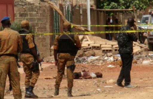 La menace jihadiste se propage au Burkina Faso