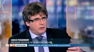 Carles Puigdemont, sur la liste européenne de la N-VA? L'indépendantiste catalan répond (vidéo) 2