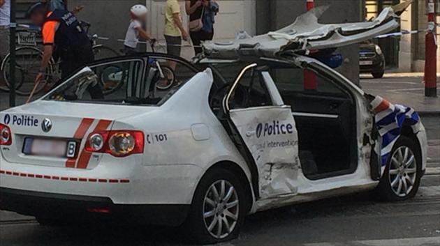 police-voiture