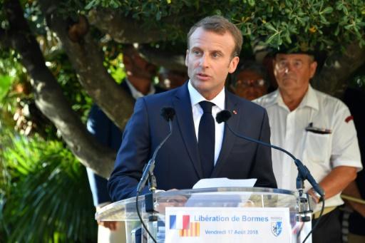 Macron rappelle