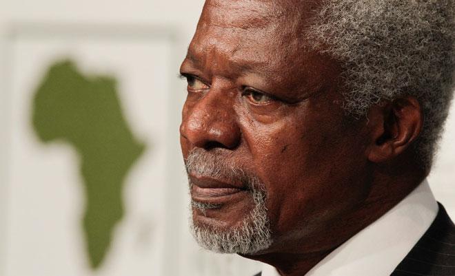 L'ancien secrétaire général de l'ONU Kofi Annan est décédé à l'âge de 80 ans